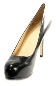 Marc Fisher Cats Black Platform Pumps Womens Shoes Sz 7 M