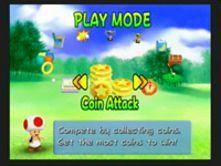 Mario Golf Toadstool Tour Nintendo GameCube Memory Card