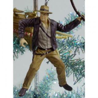 Indiana Jones Christmas Tree Ornaments Marion Ravenwood Sallah German