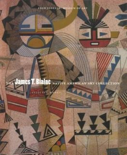 Native American Indian   Guide to James Bialac Art Collection Pueblo