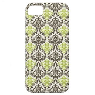 Floral Damask iPhone Case iPhone 5 Cover