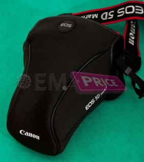 Canon Protection Case Skin Bag 5D Mark II Body Kit 24 105mm Lens New