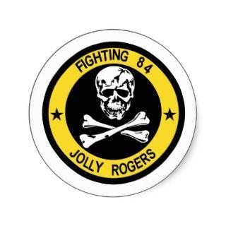VF 84 Jolly Rogers Sticker