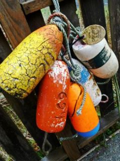 BEACHCOMBED Crab Pot Floats Net Float Bouy Crayfish Shrimp Lobster