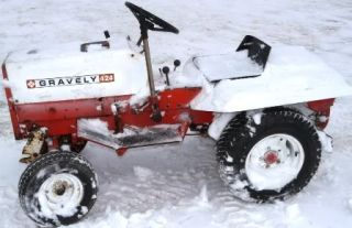 Gravely 424 Tractor Brakes