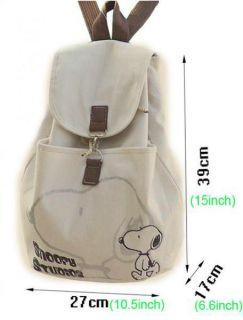 style Ladys Girls Canvas backpack handbag shoulder bag ladybag3