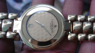 Andre Le Marquand Geneve 3 ATM Date New Watch with Box Keeping Time