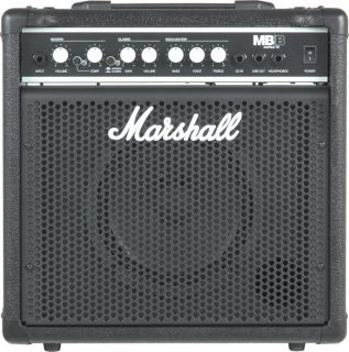 "Marshall MB15 15 Watt Bass Combo 8"" Speaker"