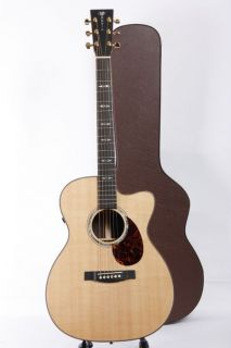 Martin Performing Artist Series OMCPA1 Acoustic Electric Guitar
