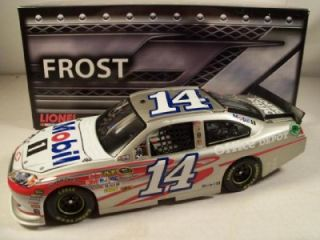 2012 Tony Stewart 14 Mobil 1 Frost Impala 1 24
