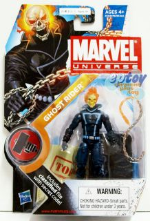 Marvel Universe Series 2 030 Ghost Rider Action Figure