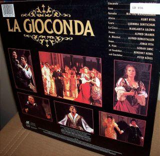 La Gioconda Live 86 Domingo Marton Fischer Vienna PC Laservideo 2