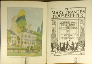 This is the 1914 Winston Co. publication, The Mary Frances