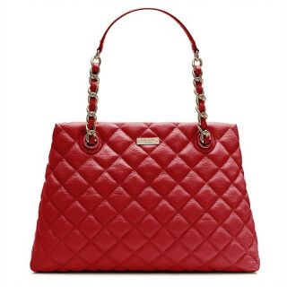 Kate Spade Gold Coast Maryanne Quilted Leather Handbag