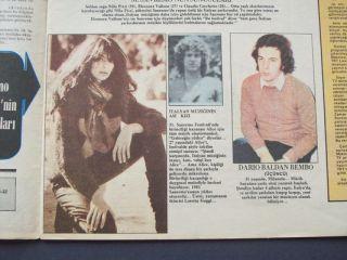 Linda Gray Larry Hagman Mary Crosby Cover Dallas 31704