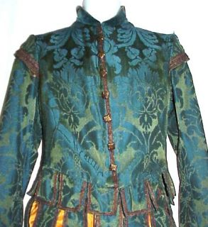 Medieval Elizabethan Outfit Mary of Scotland Robin Hood