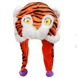 Clemson Tigers Mascot Dangle Hat