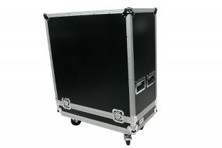 ATA Flight Case for A Marshall 412 Speaker Cabinet w 4 Wheels