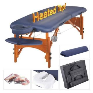 Master Massage Monroe LX 30 inch Portable Massage Table with