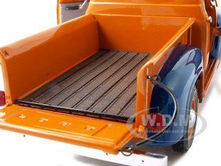 1956 Ford F 100 Pickup Truck Orange 1 25 Allis Chambers