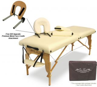 OneTouch Elite Series Portable Massage Table 30 Wide  4R