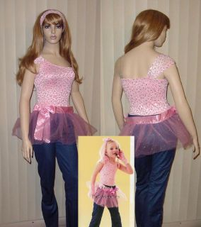 Teachers Material Girl Madonna Dance Costume Size Choice Mostly Child