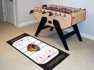 Atlanta Thrashers NHL Hockey Runner Rug Floor Mat