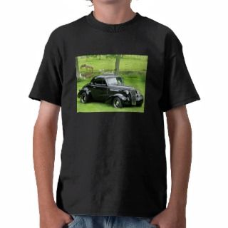 1937 Chevy Coupe Tee Shirt