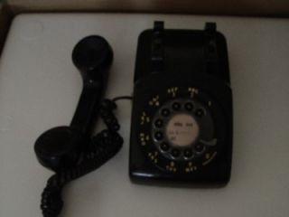 Western Digital Rotary Phone Telephone Table Top Vintage