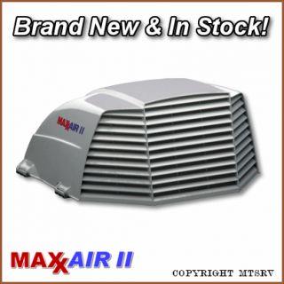 Maxxair II RV Vent Cover SILVER 1 PACK   Brand New Maxx Max Air 2