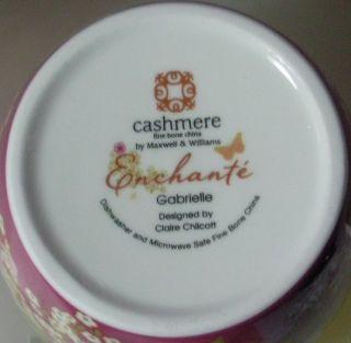 Maxwell Williams Cashmere Enchante Gabrielle 400ml Mug SB20351 Gift