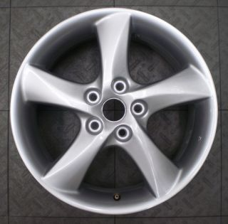 64857 64874 Mazda 6 17 Factory Alloy Wheel Rim