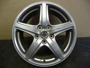 2003 mazdaspeed Protege Racing Hart Enkei Wheel Rim 17