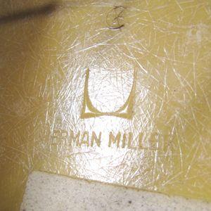 Mid Century Modern Eames Herman Miller Lounge Chair Rocker Danish Era