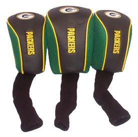 Green Bay Packers L Neck Golf Head Covers Headcovers