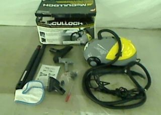 McCulloch MC 1275 Heavy Duty Steam Cleaner