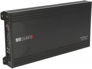 New MB Quart FX11000 1000W Mono Block Car Audio Amplifier Amp 1000