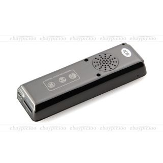 4GB 4G Bluetooth Voice Audio Telephone Recorder  Music Player