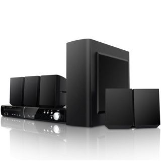 DVD938 Home Theater System DVD Player Amplifier 5 1 Speakers