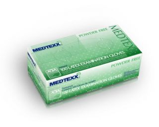 Latex Medical Exam Gloves Powder Free 1000 Lot