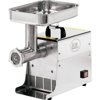 Lem Products 8 35HP Stainless Steel Electric Meat Grinder