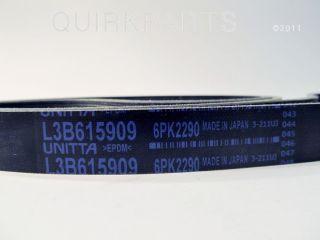 2007 2008 2009 Mazda CX 7 AC Compressor with Belt Genuine Brand New