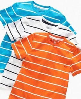 82Zero Kids T Shirt, Boys Striped Tee