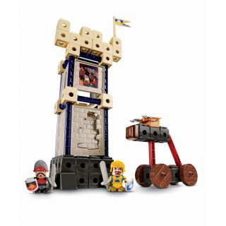 New Fisher Price Trio Watch Tower Kids Building Set Toy Gift