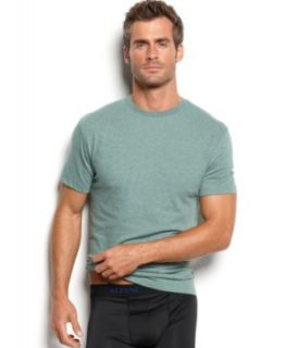 Alfani Underwear, Crew Neck T Shirt   Mens Underwear
