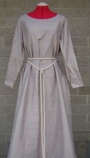 Medieval Tunic Dress Gown Costume Game of Thrones LOTR