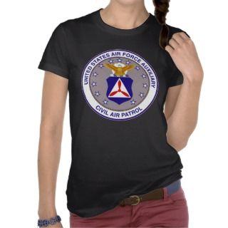 USAF Civil Air Patrol CAP Auxilliary Shirt