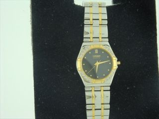 Citizen Ladies Eco Drive Diamond Watch EP5204 53E