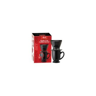 Melitta Ready Set Joe One Cup Coffee Maker 64012
