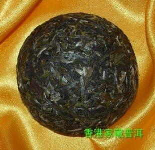 Da Yi Meng Hai PU erh Tuo Cha Raw Tea 100g 20 PS YR2005